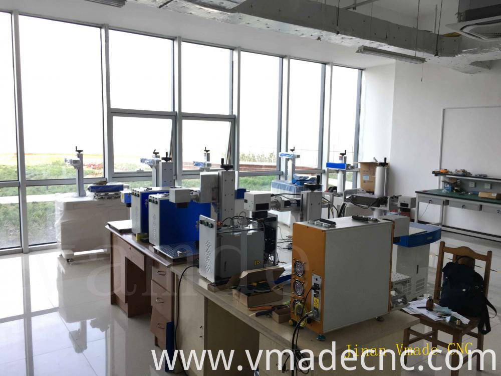 Fiber Marking Machine Factory